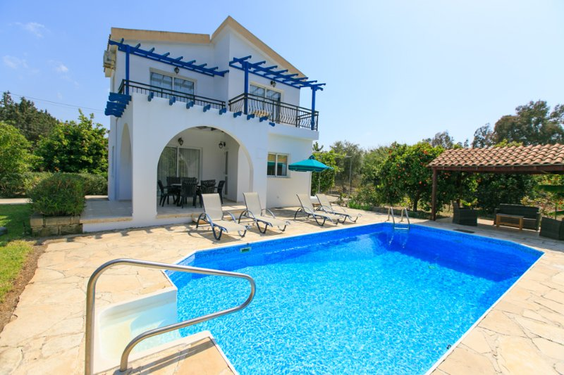 Villa With Private Pool - Sun Beach Villa - Polis - rentals