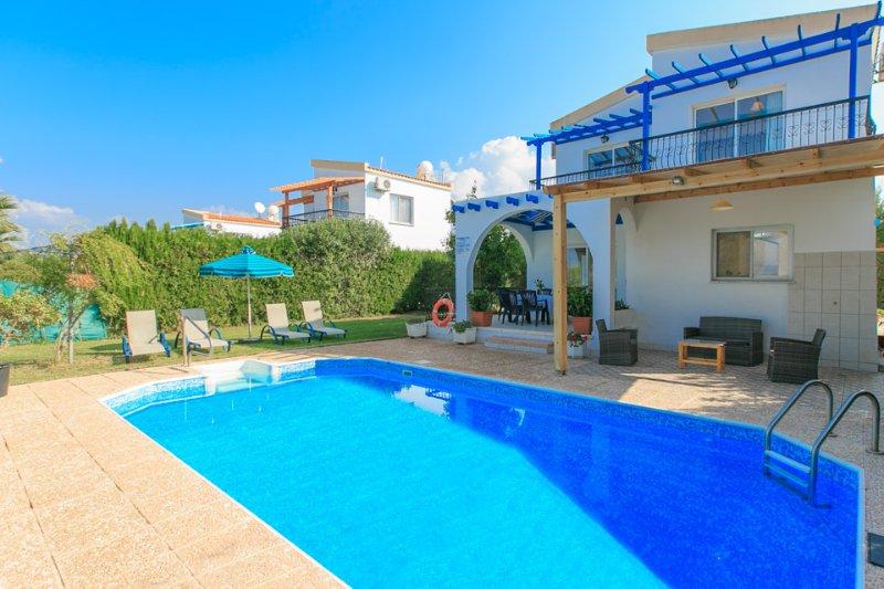Swimming Pool - Argaka Sun Villa Ena - Limni - rentals