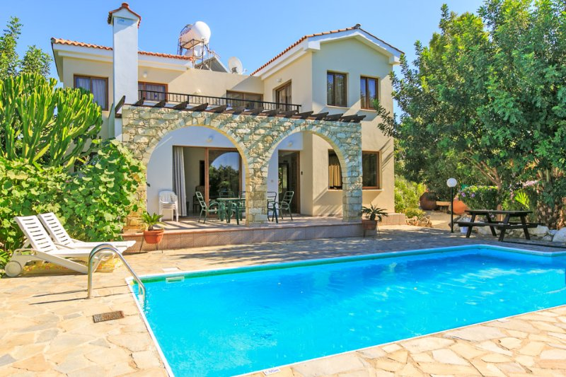 Villa With Private Pool - Villa Solon - Polis - rentals