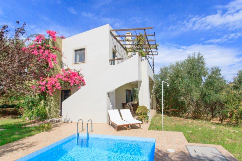Villa With Private Pool - Villa Manolis - Chania, Agii Apostoli, Nea Kidonia - rentals