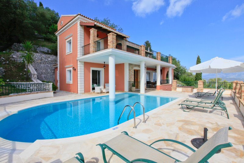 Villa With Private Pool and Sea Views - Villa Emilios - Kalami - rentals