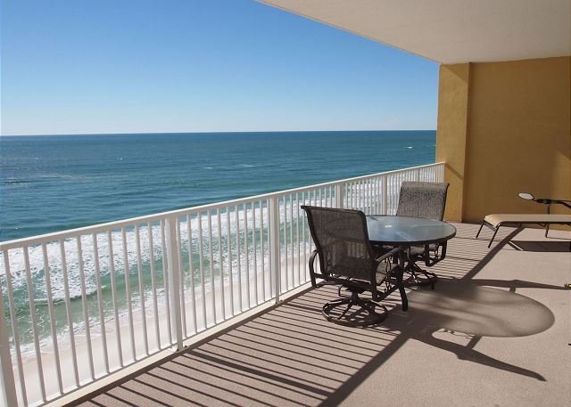Relax and Enjoy this Tropic Winds 2/2 Condo w/ XL Balcony and Beach Service! - Image 1 - Panama City Beach - rentals