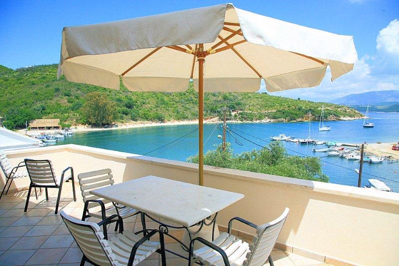 Terrace With Great View - Alexandra - Agios Stefanos NE - rentals