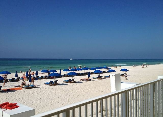 Tropic Winds Condo - 2/2 Beautiful Condo at Tropic Winds, Quiet West Side, Free Beach Service! - Panama City Beach - rentals
