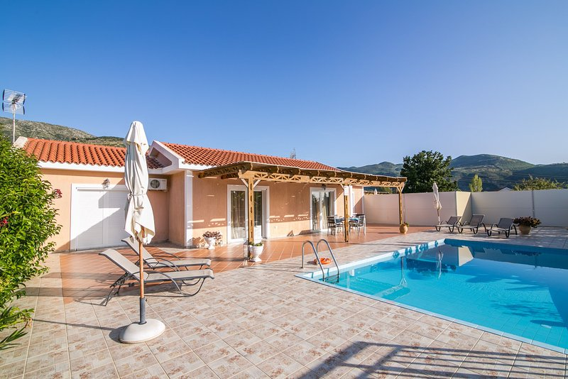 Villa With Private Pool - Villa Peach - Katelios - rentals