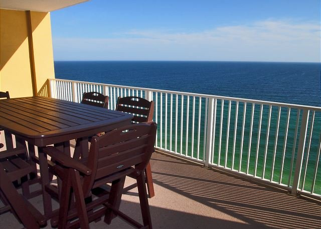 Newly Remodeled, Luxury,  2 BR 2 BA Tropic Winds, Upscale, Nice Balcony! - Image 1 - Panama City Beach - rentals