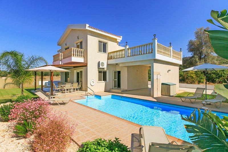 Villa With Private Pool and Sea Views - Villa Clementina - Nea Dimmata - rentals