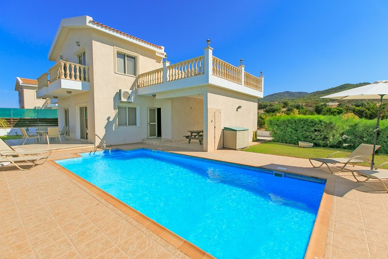 Villa With Private Pool and Garden - Villa Rose - Nea Dimmata - rentals
