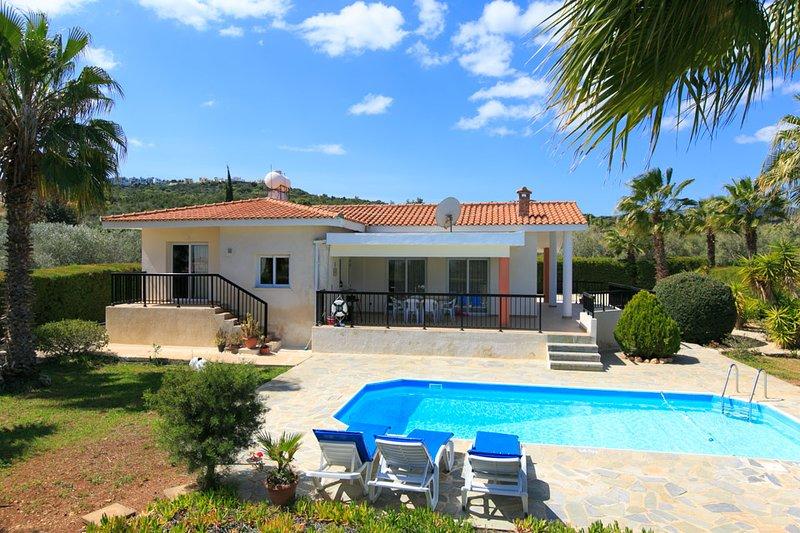 Villa With Private Pool - Villa Chrystalla - Latchi - rentals
