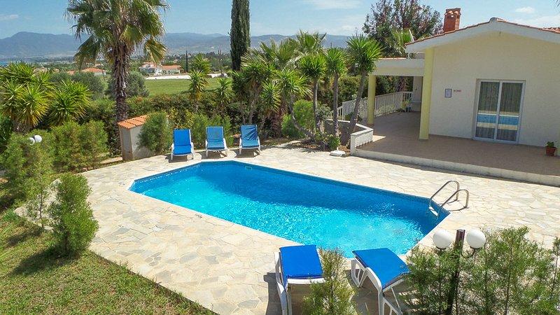 Villa With Private Pool - Villa Christia Maris - Latchi - rentals