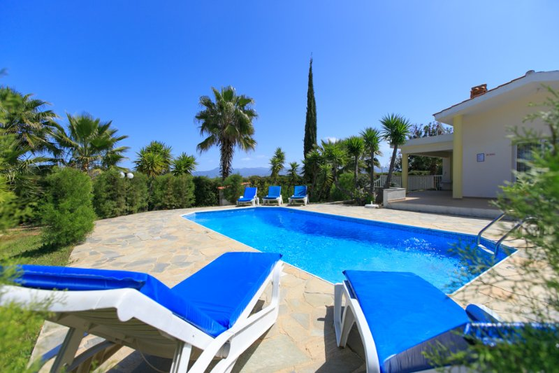 Swimming Pool - Villa Christia Maris - Latchi - rentals