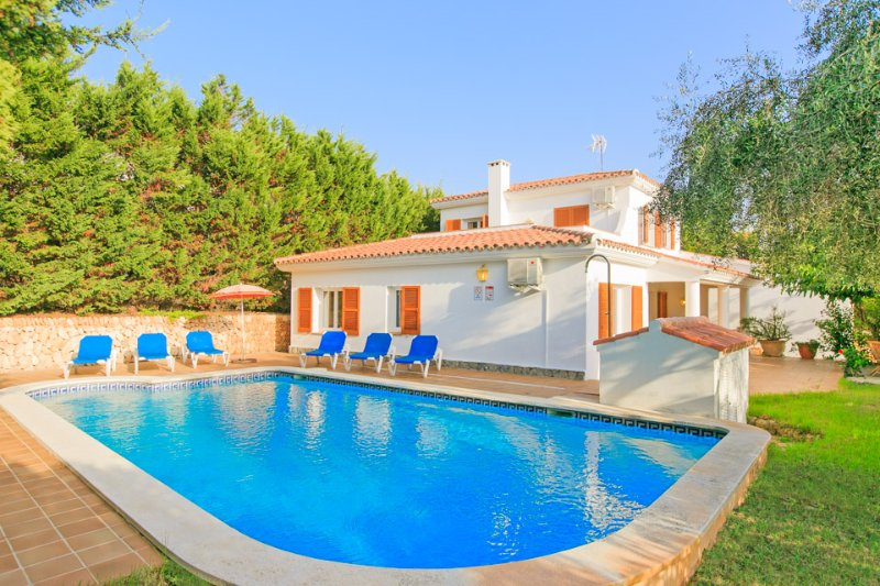 Villa with Private Pool - Villa Merla - Son Bou - rentals