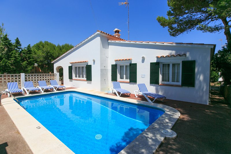 Villa with Private Pool - Villa Trepuco Uno - Alcaufar - rentals
