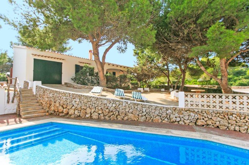 Swimming Pool - Villa Trepuco Dos - Alcaufar - rentals