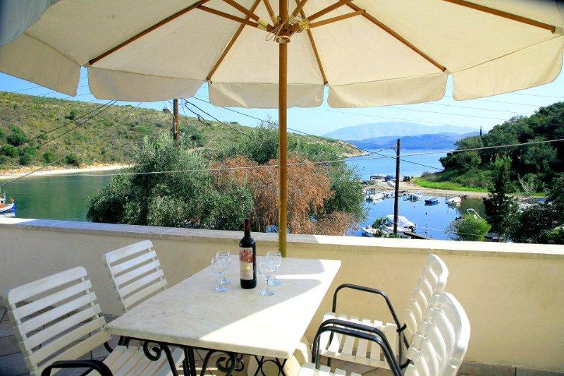 Balcony With View - Theophilos 2 - Agios Stefanos NE - rentals