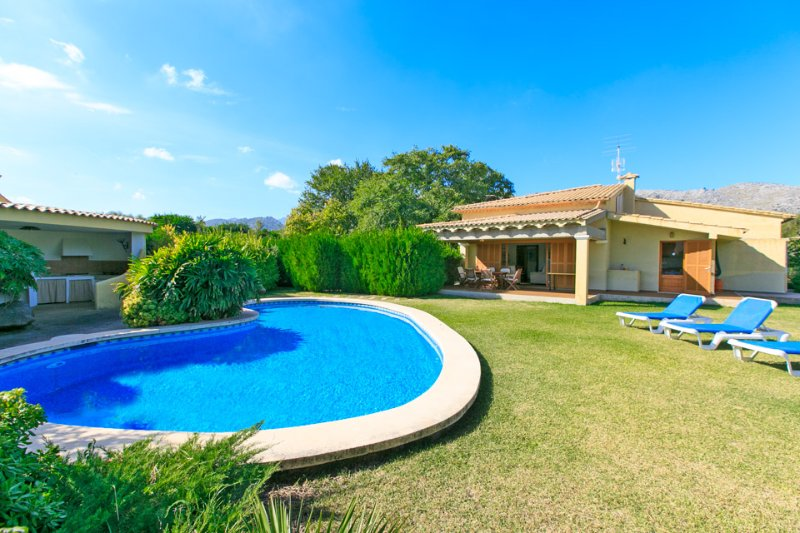 Private Villa with Pool - Villa Francisco - Pollenca - rentals
