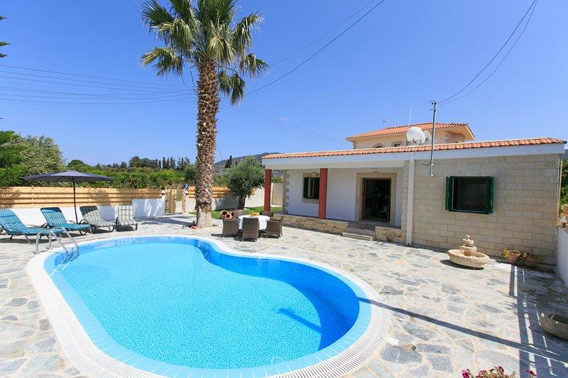 Villa With Private Pool - Villa Constantinos - Nea Dimmata - rentals