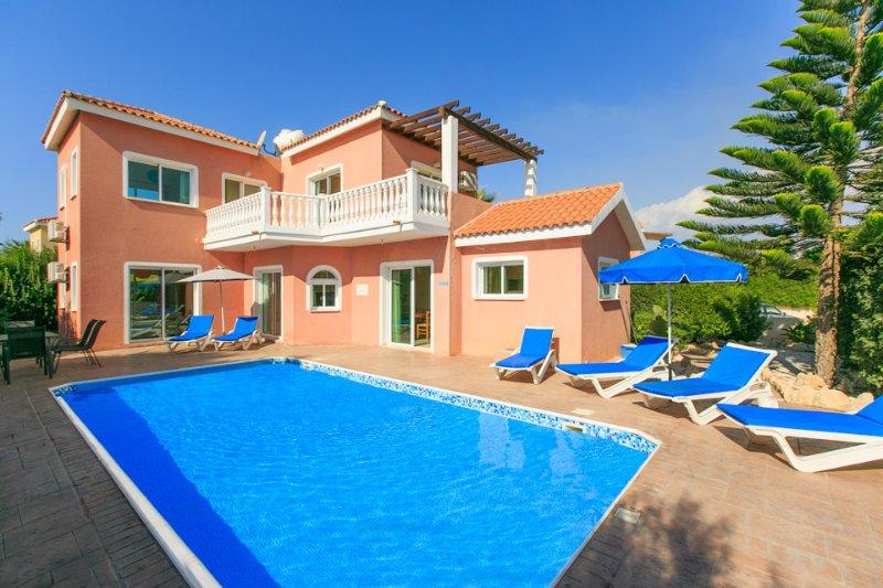 Villa With Private Pool and Garden - Villa Zenon - Coral Bay - rentals