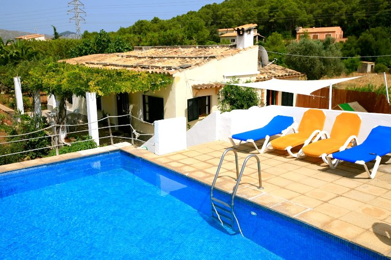 Private Villa with Pool - Villa Isa - Port de Pollenca - rentals