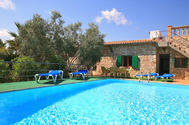 Private Villa with Pool - Villa Martin Morillo - Port de Pollenca - rentals