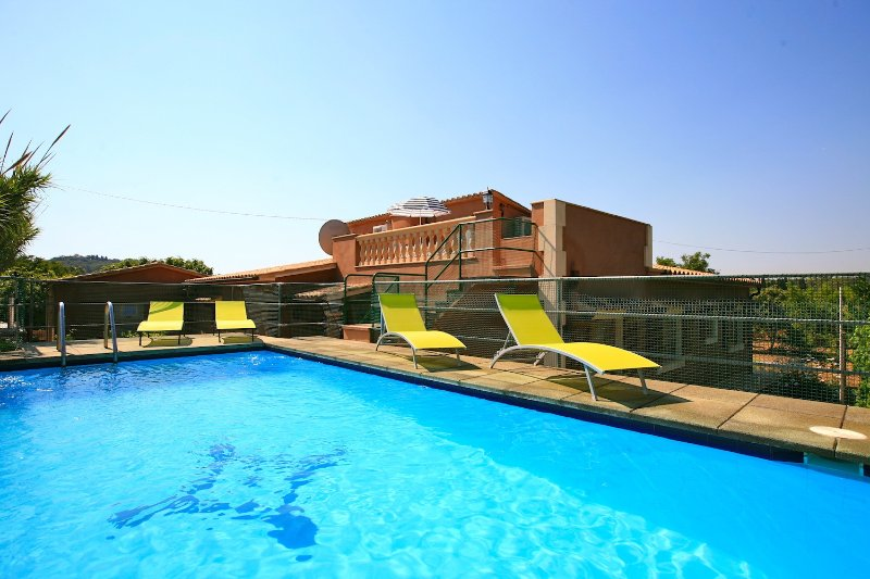 Swimming Pool with Sun Loungers - Villa Tonia - Pollenca - rentals