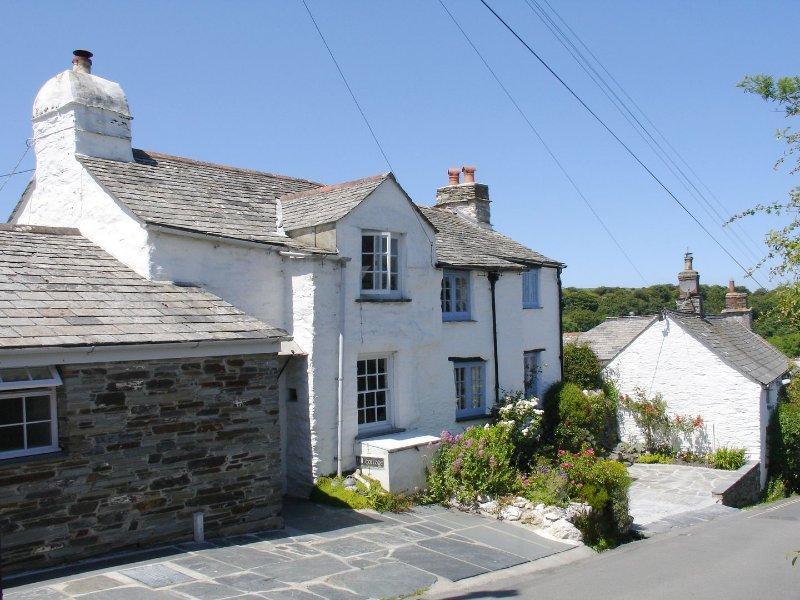 Hill Cottage - Image 1 - Boscastle - rentals