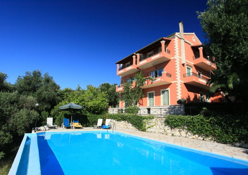 Villa With Private Pool and Beautiful Surroundings - Villa Vasso - Agios Stefanos NE - rentals