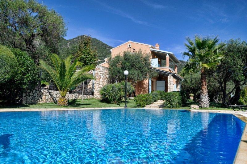 Villa With Private Pool and Sea Views - Villa Malama - Pyrgi - rentals