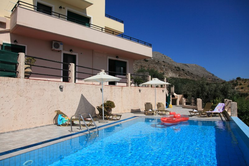 Villa With Private Pool - Villa Zeus - Krouson - rentals