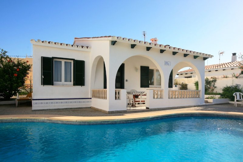 Villa with Private Pool - Villa Emilio - Cala'n Porter - rentals