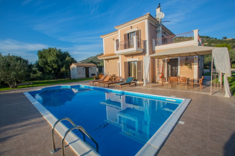Private Villa with Pool - Villa Eufrosini - Lakithra - rentals