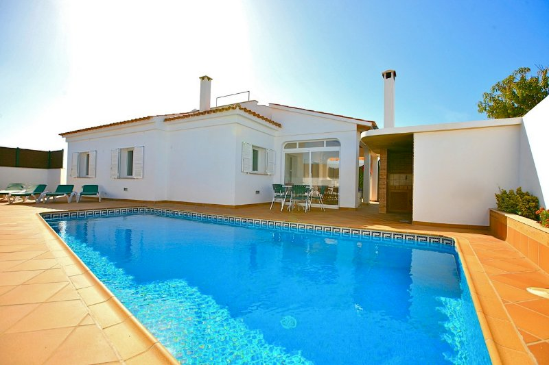 Villa with Private Pool - Villa Evelyn - Cala'n Porter - rentals