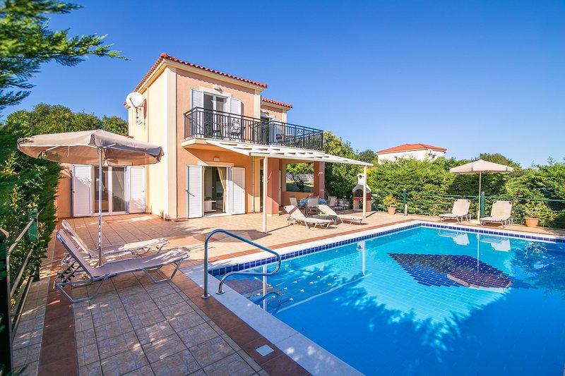 Villa With Private Pool - Villa Zeus - Skala - rentals