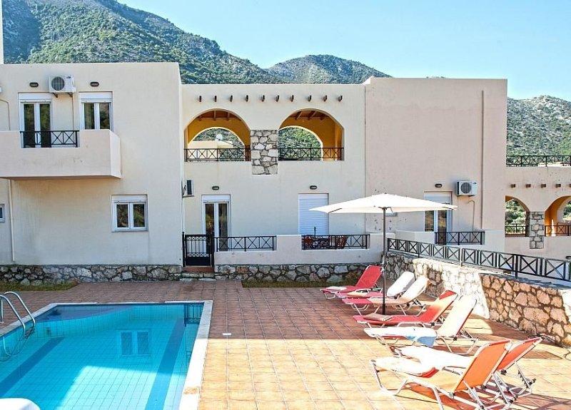 Villa With Private Pool - Villa Seascape - Milopotamos - rentals