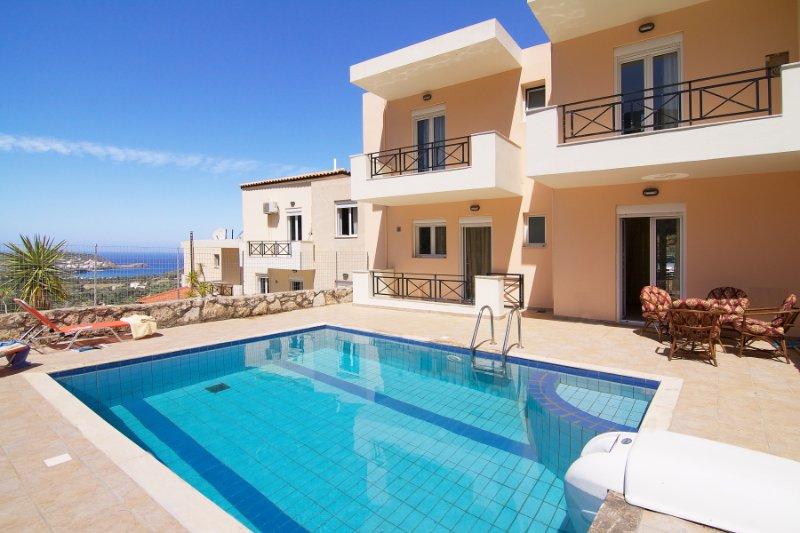 Villa With Private Pool - Villa Nikolas Bali - Milopotamos - rentals