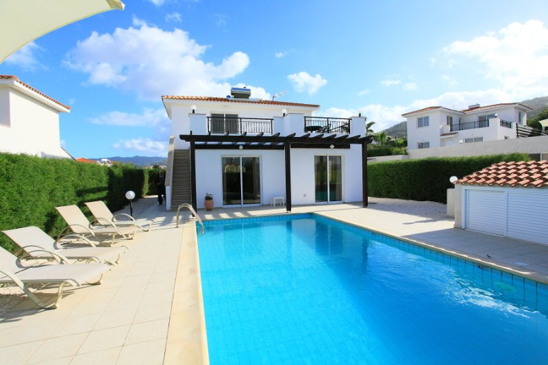 Swimming Pool - Villa Dalia - Limni - rentals