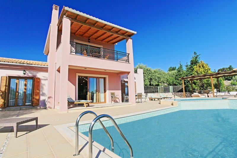 Villa with private pool - Villa Kyknos - Meganisi - rentals
