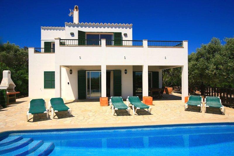 Villa with Private Pool - Villa Morenell - Binisafua - rentals