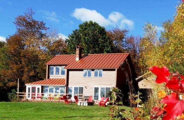 Welcome to the Fort point Cove Cottage - Bayside Retreat: Panoramic Views of Penobscot Bay - Bucksport - rentals