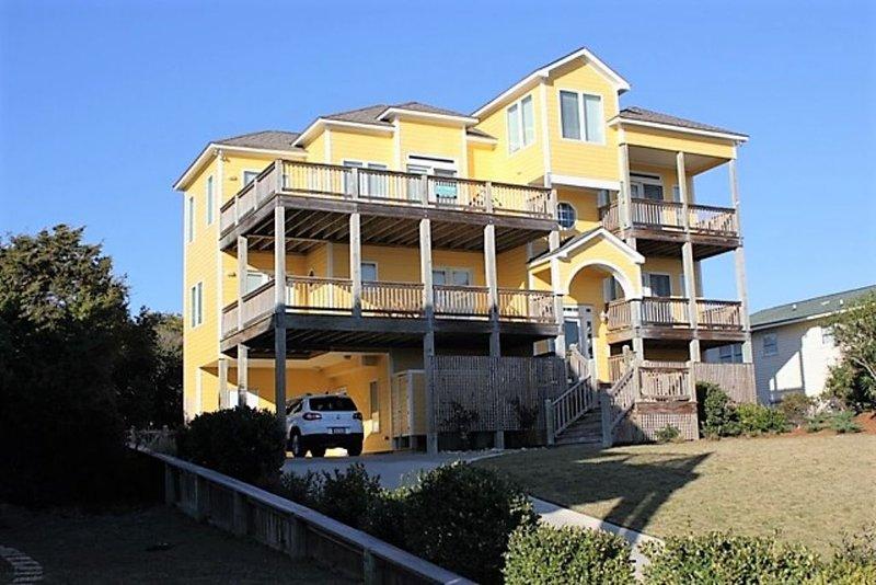 Exterior - Bikini Cove - Emerald Isle - rentals