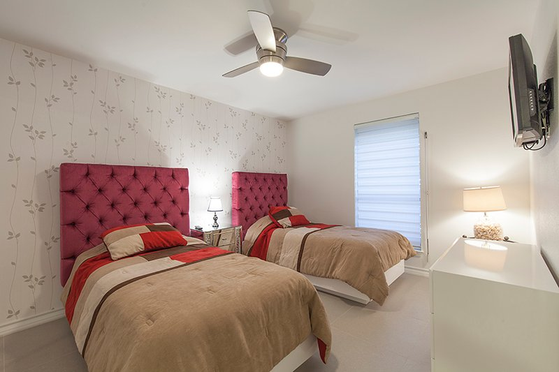 South bedroom - Suntide III 405 - South Padre Island - rentals