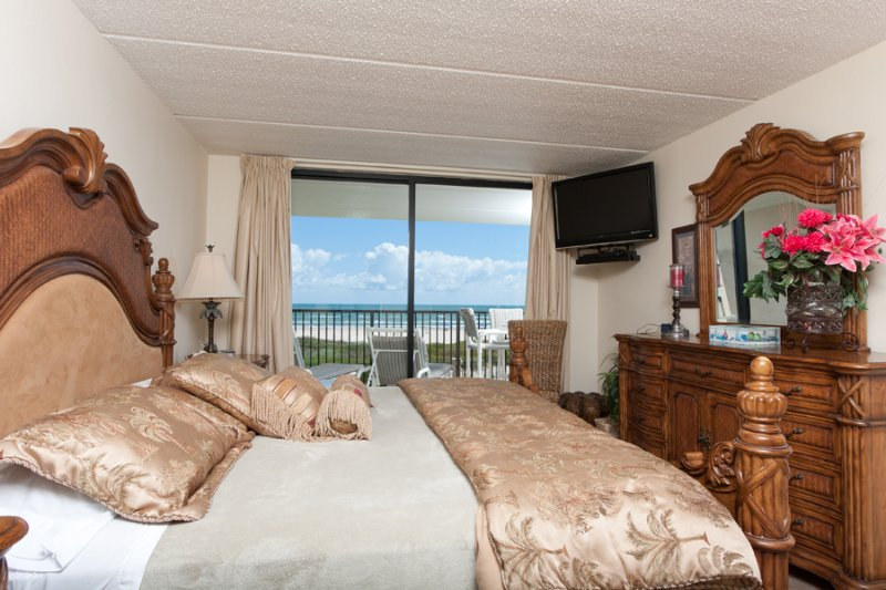 Master Bedroom - Suntide III 203 - South Padre Island - rentals