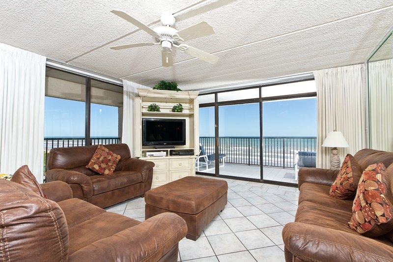 Living area - Suntide III 801 - South Padre Island - rentals