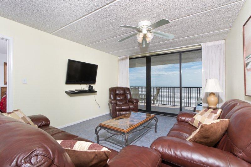 Suntide III 907 - Image 1 - South Padre Island - rentals