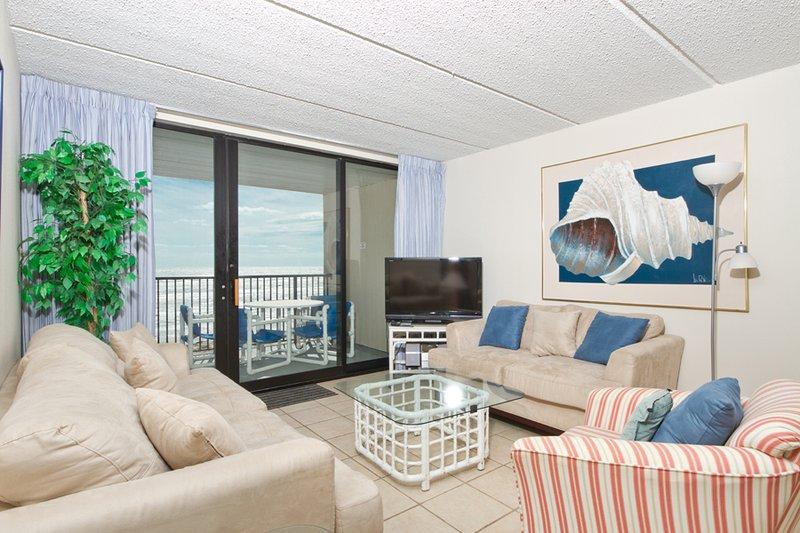 Suntide III 707 - Image 1 - South Padre Island - rentals