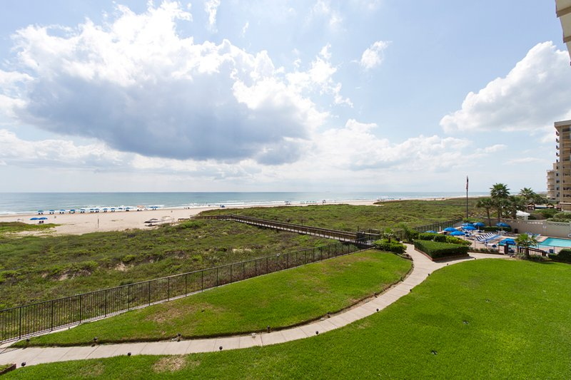 View of the beach - Suntide III 304 - South Padre Island - rentals