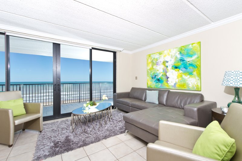 Suntide III 806 - Image 1 - South Padre Island - rentals