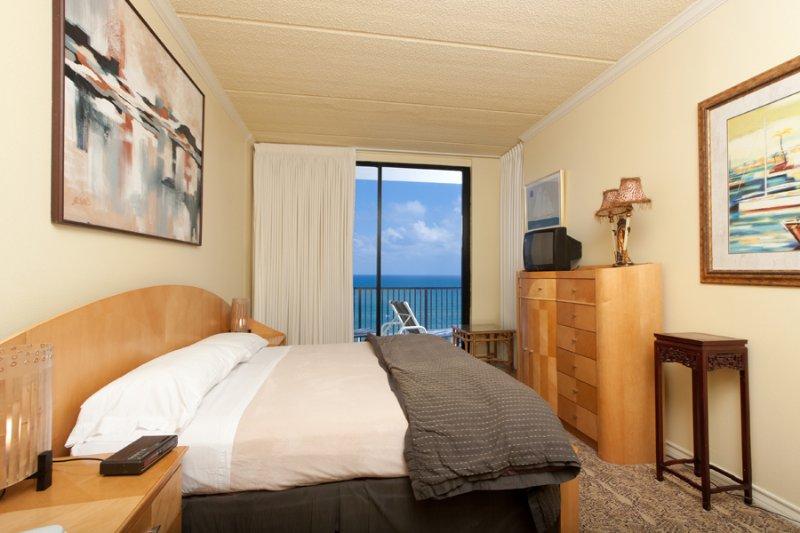 Master Bedroom - Suntide III 1203 - South Padre Island - rentals