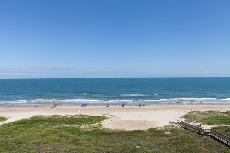 View of the beach - Suntide III 704 - South Padre Island - rentals