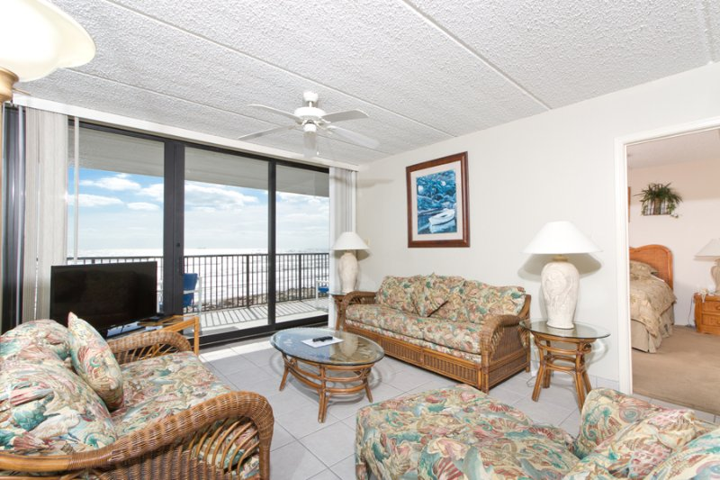 Suntide III 604 - Image 1 - South Padre Island - rentals